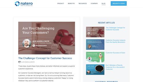 Natero Blog